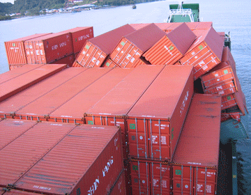 Damaged Containers Inspection